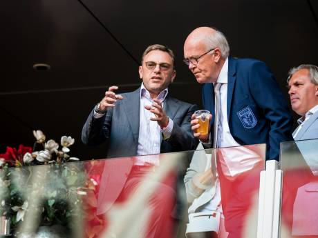Machtswisseling bij Vitesse: Valeri Oyf neemt club over van Tsjigirinski