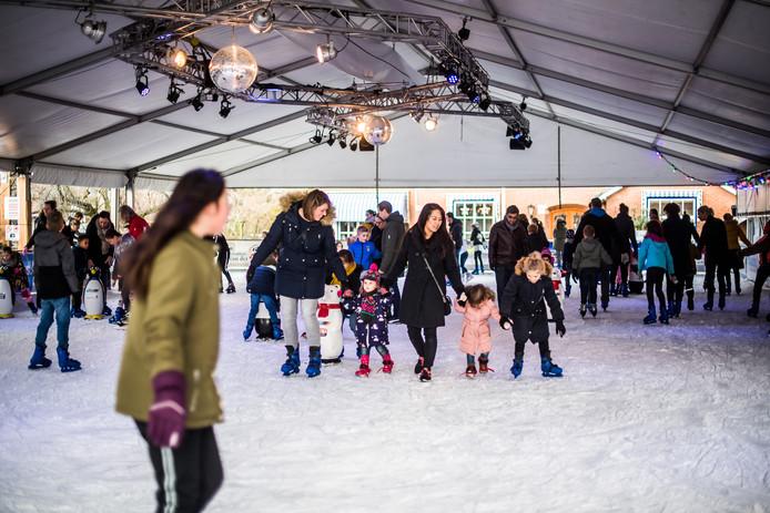 Zondag was de laatste dag van het Winterfestijn in Elst.