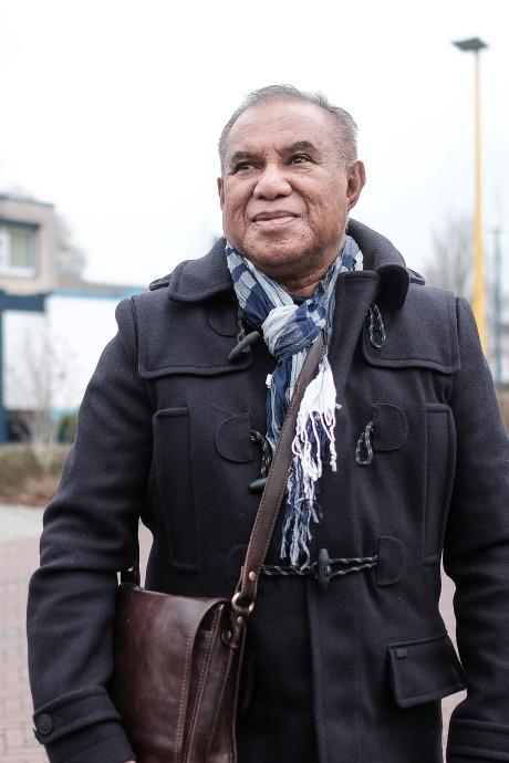 Molukse marinier uitgestoten in Winterswijk na treinkaping: 'Hoe kun je tegen je eigen mensen vechten?'
