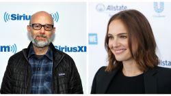 """Natalie Portman ontkent relatie met Moby: """"Hij was gewoon een enge, oudere man"""""""