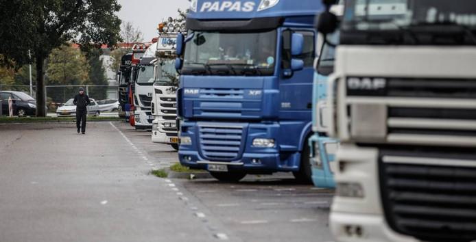 Terrein Hazeldonk is het logistieke terrein van Breda