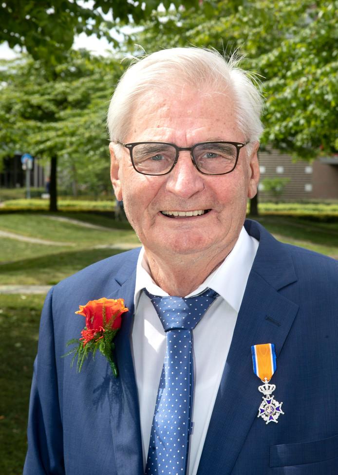 Pieter Hermsen in Veldhoven.