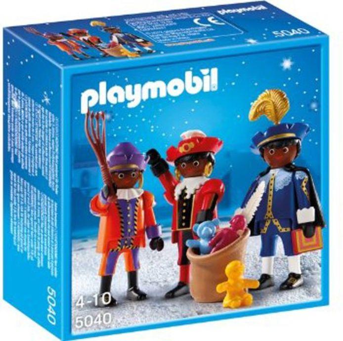 Eén van de twee doosjes Playmobil die te koop waren bij de Kruidvat.