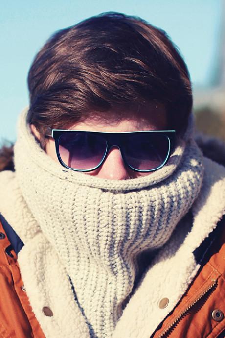 Brrr... dit is waarom het buiten zo koud voelt maar het eigenlijk nog mee valt