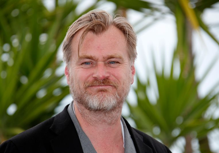 Regisseur Christopher Nolan.  Beeld EPA