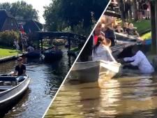 Opzienbarende vechtpartij in 'het Venetië van Nederland': 'We staan er weer lekker op'