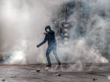 Al 1100 tipgevers over rellen Eindhoven, twee relschoppers aangehouden