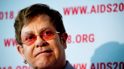 Elton John treft schikking over afluisterschandaal