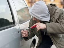 Politie waarschuwt: meer autodiefstallen in Druten