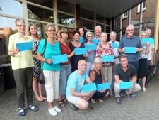 40.000 euro opbrengst voor 43ste Udense en Volkse Trap-in