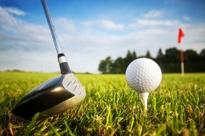stockadr golf golfen golfbaan golfbal
