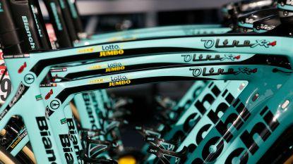 Logistiek nummertje in de Ronde van Italië: De Giro gaat naar Jeruzalem en neemt mee... 2.700 wielen