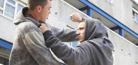 Fietser bedreigd met mes, geslagen en beroofd van horloge in Oirschot