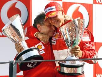 """Voormalig teammanager bij Ferrari: """"Ik bezoek Schumacher een à twee keer per maand"""""""