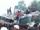 Frontale treinbotsing in Bangladesh: zeker 15 doden en 40 gewonden