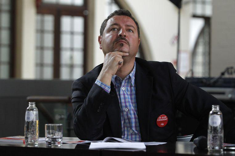 Mohamed Ouriaghli (PS)