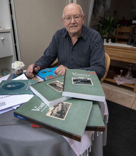 Marcel Vosters uit Bladel publiceert familiestamboom