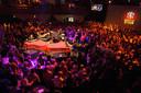 In 2012 bleek de veelzijdigheid van De Omganck. De Band The Crazy Pianos verzorgde een spetterende show.