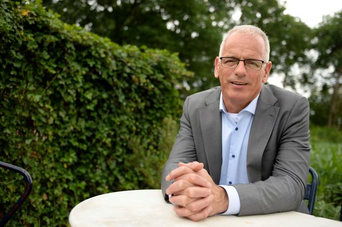 Jan Martin van Rees, de nieuwe wethouder in Almelo