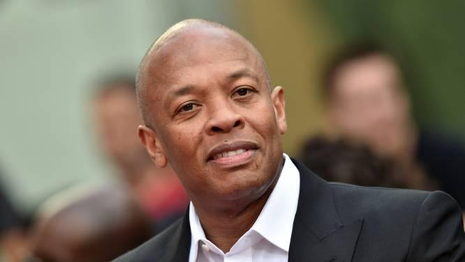 Dr. Dre nog altijd op intensive care na hersenbloeding: oorzaak nog onduidelijk