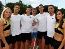 Les Belges 8e de la finale du 4x400 mixte, remportée par les Etats-Unis