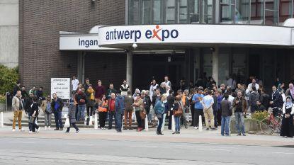 """Antwerp Expo ter beschikking gesteld van de overheid: """"Hal kan dienst doen als zorgcentrum of stockageruimte"""""""