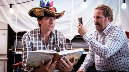 Koen Wauters speelt zichzelf in 'De luizenmoeder'