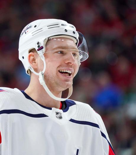 IJshockeyer vier jaar geschorst om cocaïne