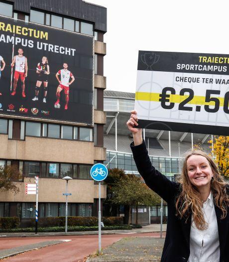 Ze zijn er uit: de nieuwe sportcampus in Utrecht-Oost gaat Traiectum heten