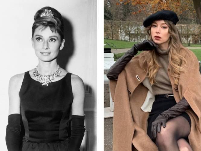 Audrey Hepburn achterna? Lange handschoenen of 'opera gloves' zijn helemaal terug (en kunnen bij álles)