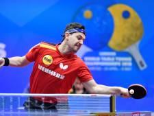 Tafeltennisser Boll verovert voor zevende maal EK-titel
