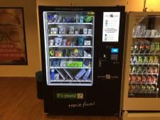 Verboden condooms keren terug in automaten Hogeschool Utrecht