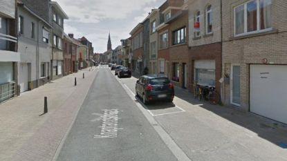Knaptandstraat week afgesloten voor verkeer