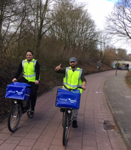 Gresbo met man en macht op verkiezingspad in Harderwijk