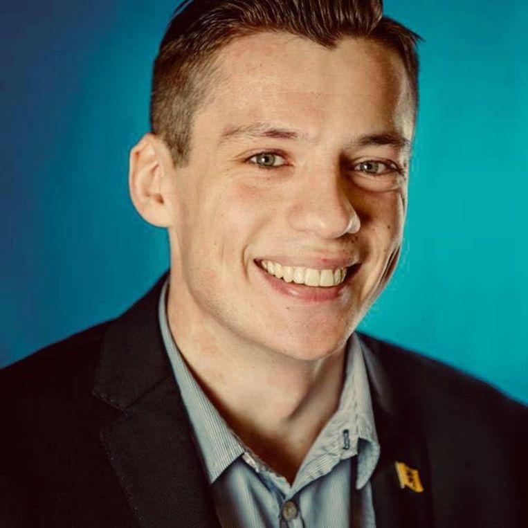 Niklas Arents is nu drie jaar lang jongerenadviseur.