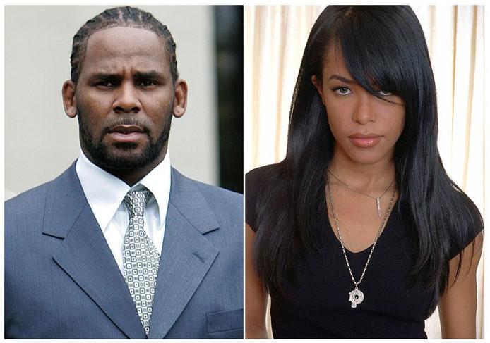 R. Kelly et Aaliyah se sont mariés en 1994. Le chanteur avait 27 ans, la chanteuse 15.