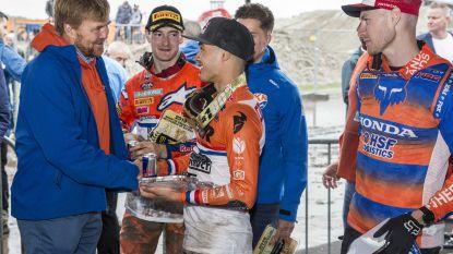 Nederland wint Motorcross der Naties, voor verrassende Belgen