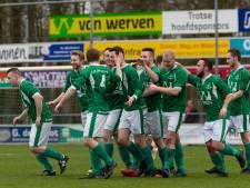 Uitslagen amateurvoetbal Zwolle e.o. 22 februari