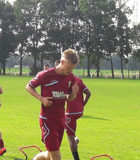 RKC Waalwijk gaat niet door met Kjetil Borry