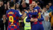 Messi maakt voor de negende keer in carrière (minstens) 50 doelpunten per kalenderjaar