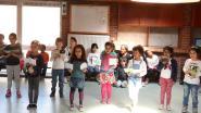 Kinderen schaven spelenderwijs kennis van het Nederlands bij