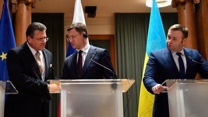 Rusland en Oekraïne sluiten akkoord voor toevoer gas naar Europese Unie