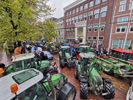 Boeren bezetten Zwolle vandaag: verkeersinfarct verwacht op wegen naar en in de stad