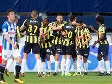 Vitesse vernedert inspiratieloos Heerenveen en meldt zich weer in de top