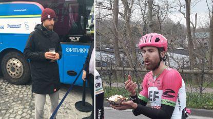 Cultfiguur steelt vooral ná de Ronde de show: ploegmaat Vanmarcke grijpt naar Belgische frietjes én zwaar bier