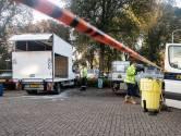 Bijtende vloeistof in woonwijk geloosd: 'Die lui hebben schijt aan alles'