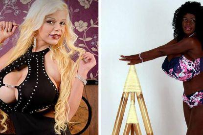 """Blank model schoffeert met opvallende make-over: """"Vanaf nu ben ik zwart"""""""