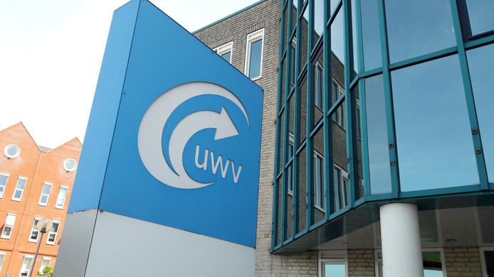 Het UWV-kantoor in Goes.