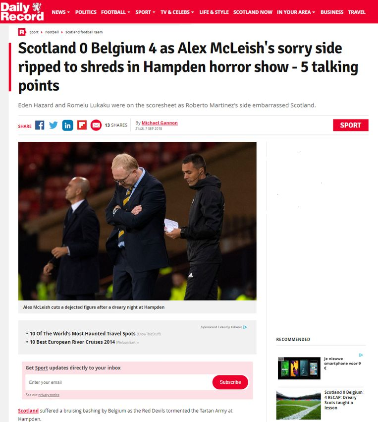 Daily Record.