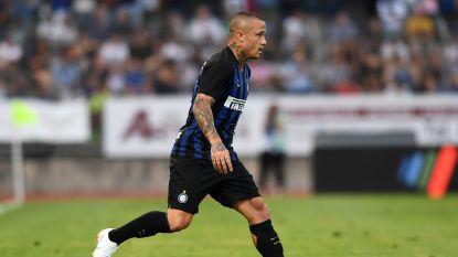 Nainggolan valt uit in oefenpot met Inter